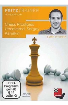 Chess Prodigies Uncovered - Sergey Karjakin - Lorin D'Costa