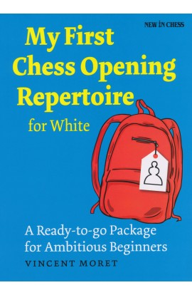 SHOPWORN - My First Chess Opening Repertoire for White