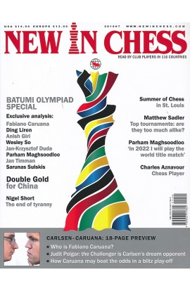 New In Chess Magazine - Issue 2018/7