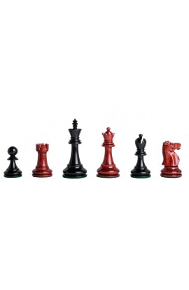 "The Reykjavik II Series Prestige Chess Pieces - 3.75"" King"