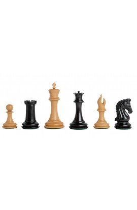 "The Imperial Collector Series Luxury Chess Pieces - 4.0"" King"