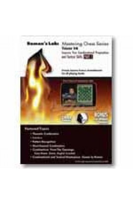 E-DVD ROMAN'S LAB - VOLUME 14 - Improve your Combinational Preparation and Tactical Skills - PART 1