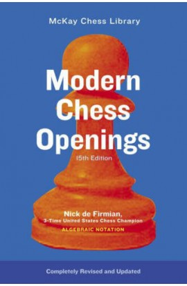 Modern Chess Openings - 15TH EDITION