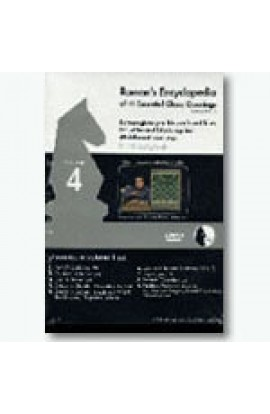 E-DVD ROMAN'S LAB - VOLUME 40 - Encyclopedia of Chess Openings - PART 4