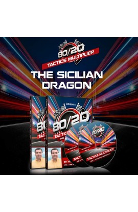 The Sicilian Dragon - IM Valeri Lilov - 80/20 Tactics Multiplier