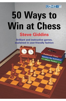 CLEARANCE - 50 Ways to Win at Chess