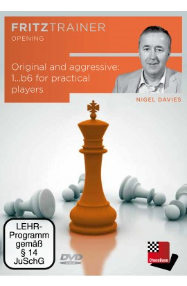 Original and Aggressive - 1.. b6 for Practical Players - Nigel Davies