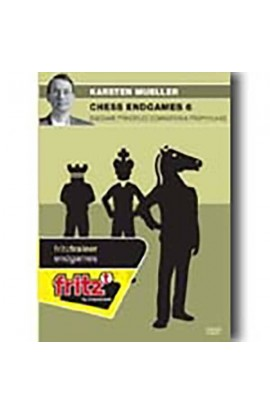 CHESS ENDGAMES - Endgame Principles Domination - Karsten Muller - VOLUME 6
