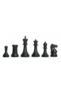 """The Marshall Library Series Plastic Chess Pieces - 2.875"""" King"""