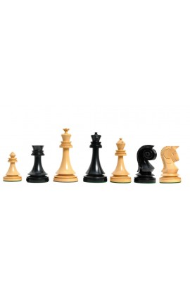 "The Avant Garde Series Luxury Chess Pieces - 4.4"" King"