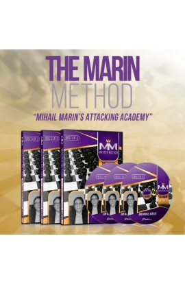 MASTER METHOD - The Marin Method – GM Mihail Marin - Over 15 hours of Content!