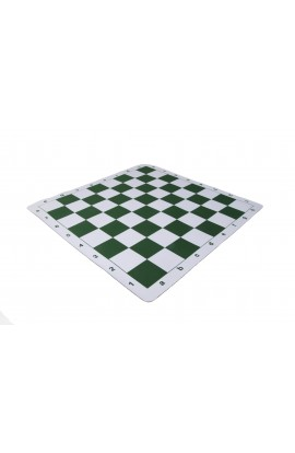 "Thin Mouse Pad Style - Tournament Chess Board - 2.25"" Squares"