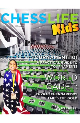Chess Life For Kids Magazine - February 2019 Issue