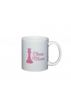 Chess Mom Coffee Cup