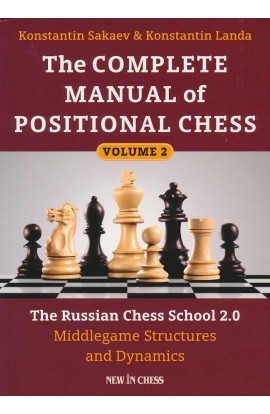 SHOPWORN - The Complete Manual of Positional Chess - Volume 2