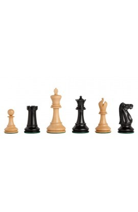 "Reproduction of the Circa 1940 Chess Pieces - 4.0"" King"