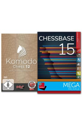 Komodo 12 and CHESSBASE MEGA 15 Bundle