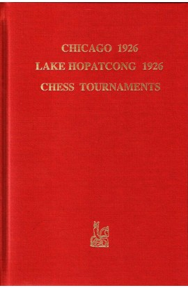 Chicago 1926/Lake Hopatcong 1926 Chess Tournaments