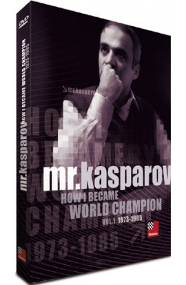 Mr. Kasparov - How I Became World Champion - Volume 1