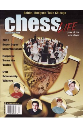 CLEARANCE - Chess Life Magazine - September 2001 Issue