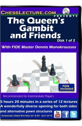The Queen's Gambit and Friends V1 front