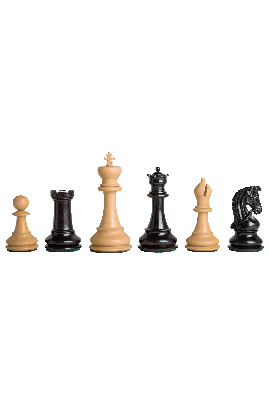 "The Sultan Series Luxury Chess Pieces - 4.4"" King"