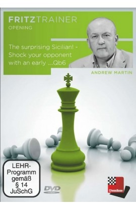 The Surprising Sicilian! - Shock the Opposition with an early ...Qb6 - Andrew Martin