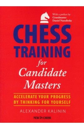 Chess Training for Candidate Masters