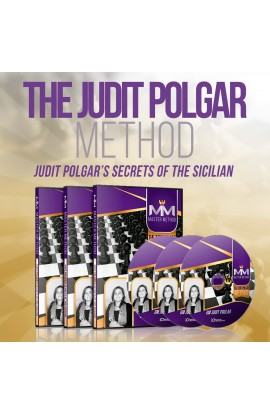 MASTER METHOD - The Judit Polgar method – GM Judit Polgar - Over 15 hours of Content!