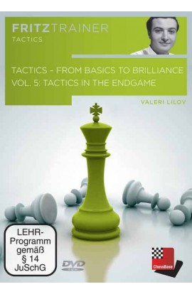 TACTICS - Tactics in the Endgame - VOL. 5