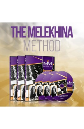 E-DVD - MASTER METHOD - The Melekhina Method - FM Alisa Melekhina - Over 14 hours of Content!