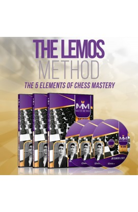 MASTER METHOD - The Lemos Method – GM Damian Lemos - Over 15 hours of Content!