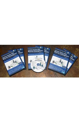 Learn from the World Champions - Complete Set - 6 DVDs - Chess Lecture