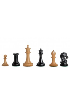 The 2018 Sinquefield Cup Commemorative Chess Pieces