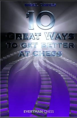 E-BOOK 10 Great Ways To Get Better At Chess