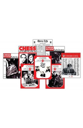 Chess Life and Review - 3 DISK DVD COLLECTION