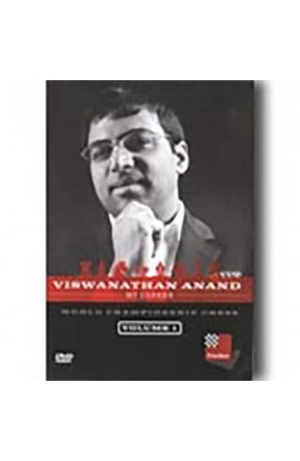 WORLD CHAMPIONSHIP - My Career - Viswanathan Anand - VOLUME 1