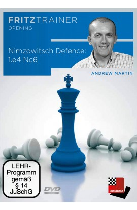 Nimzowitsch Defence - 1. e4 Nc6 - Andrew Martin