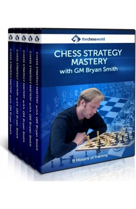 E-DVD Chess Strategy Mastery with GM Bryan Smith