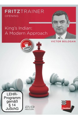 King's Indian - A Modern Approach - Victor Bologan