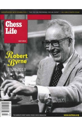 CLEARANCE - Chess Life Magazine - July 2013 Issue