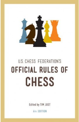SHOPWORN - US Chess Federation's Official Rules of Chess - SIXTH EDITION