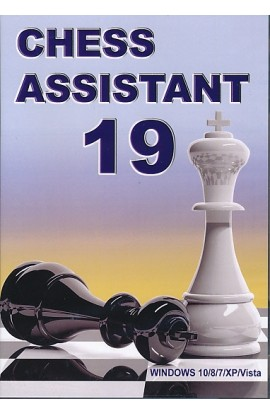 Chess Assistant 19 with Houdini 6