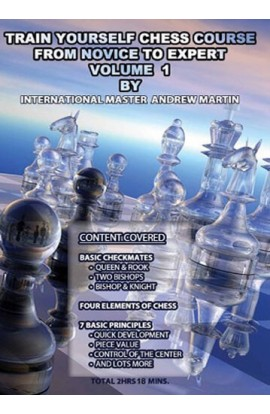 E-DVD FOXY OPENINGS - VOLUME 84 - The Basic Principles - Checkmates and Elements of Chess