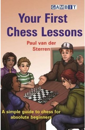 CLEARANCE - Your First Chess Lessons