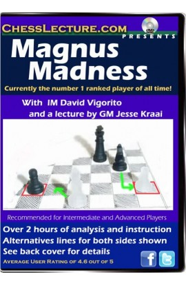 Magnus Carlsen Madness - Chess Lecture - Volume 36