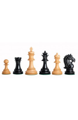 "The Chesterfield Series Luxury Chess Pieces - 4.4"" King"