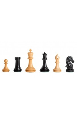 "The Craftsman Series Luxury Chess Pieces - 3.75"" King"