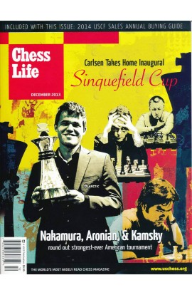 CLEARANCE - Chess Life Magazine - December 2013 Issue