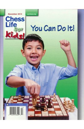 CLEARANCE - Chess Life For Kids Magazine - December 2013 Issue